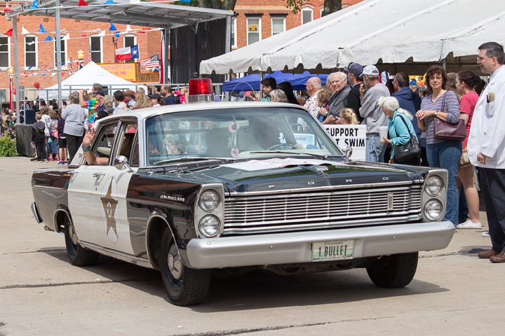 Mayberry in the Midwest parade