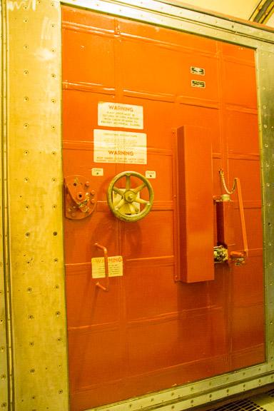 launch closure door