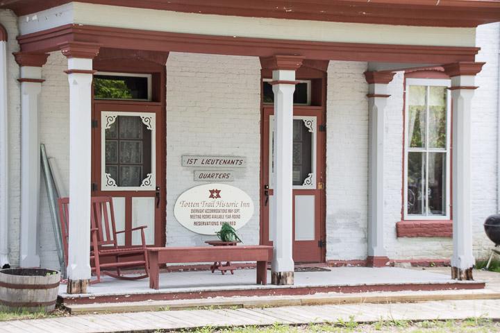 Totten Trail Historic Inn