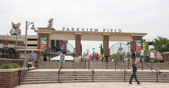Parkview Field, Fort Wayne IN
