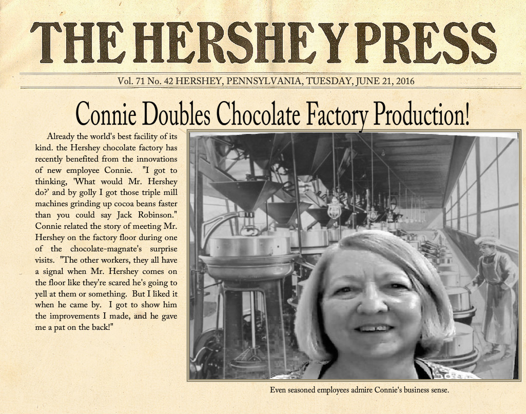 The Hershey Press