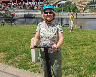 Human on a Stick: Minneapolis Segway Tour