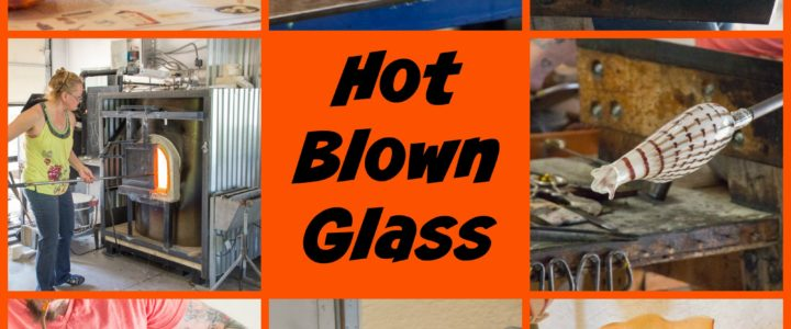 Hot Blown Glass: Watching Glass Artists at Work