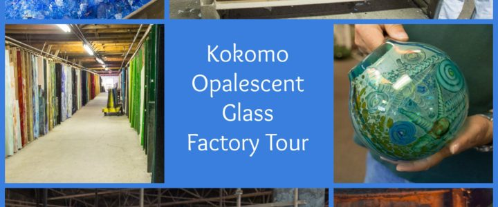 Kokomo Opalescent Glass: Touring the Oldest Art Glass Factory in the U.S.
