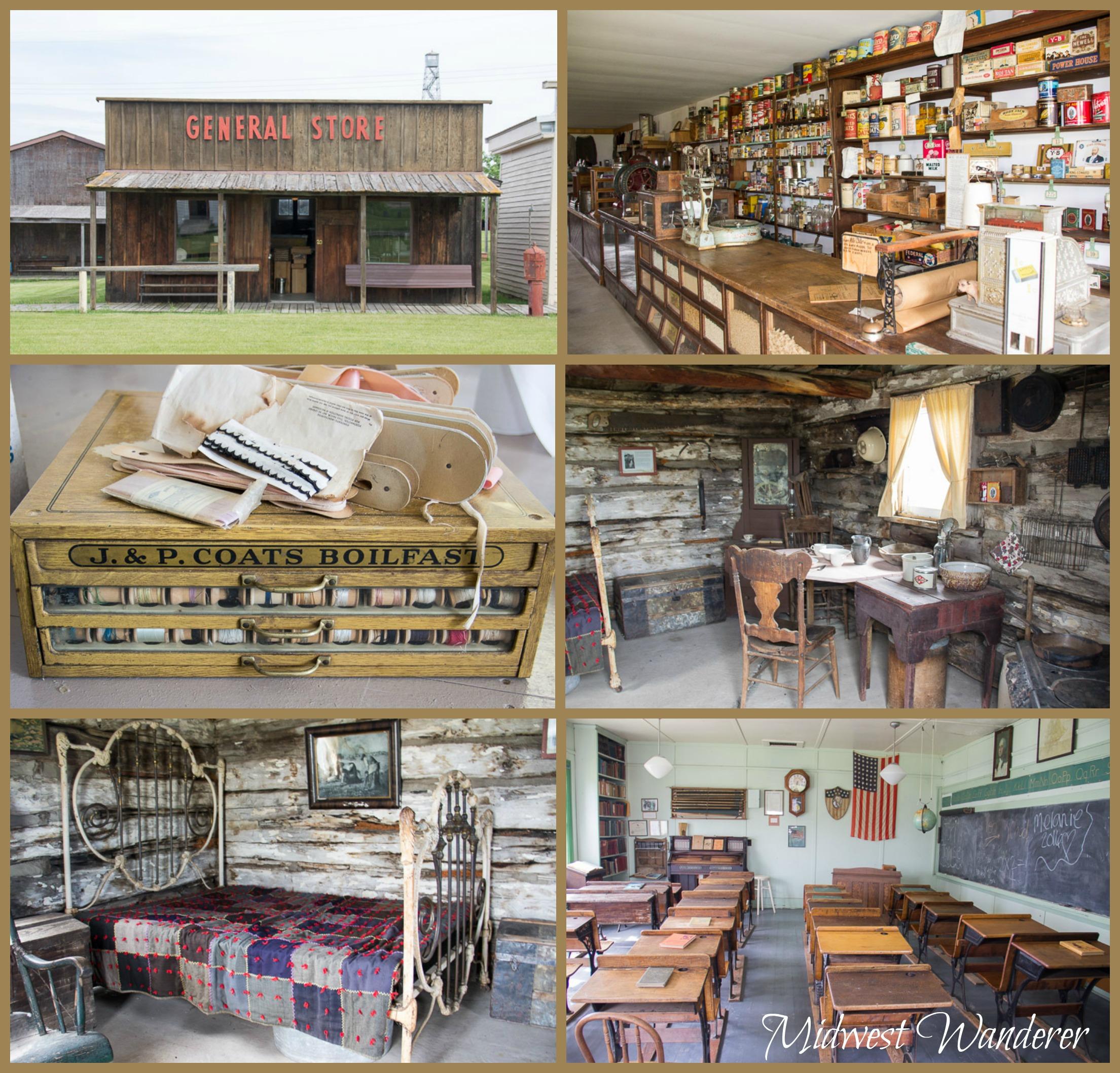 prairie-village-museum-artifacts