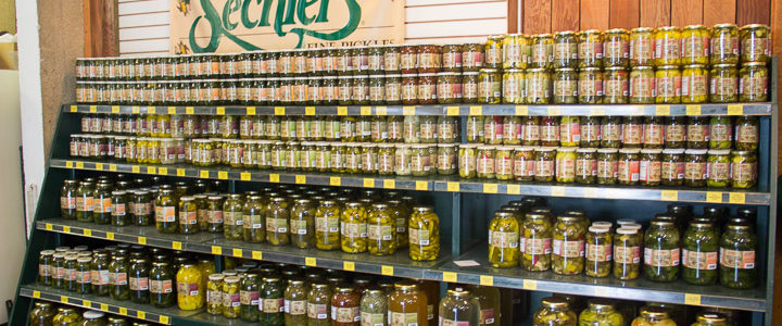 Touring the Sechler's Pickles Factory