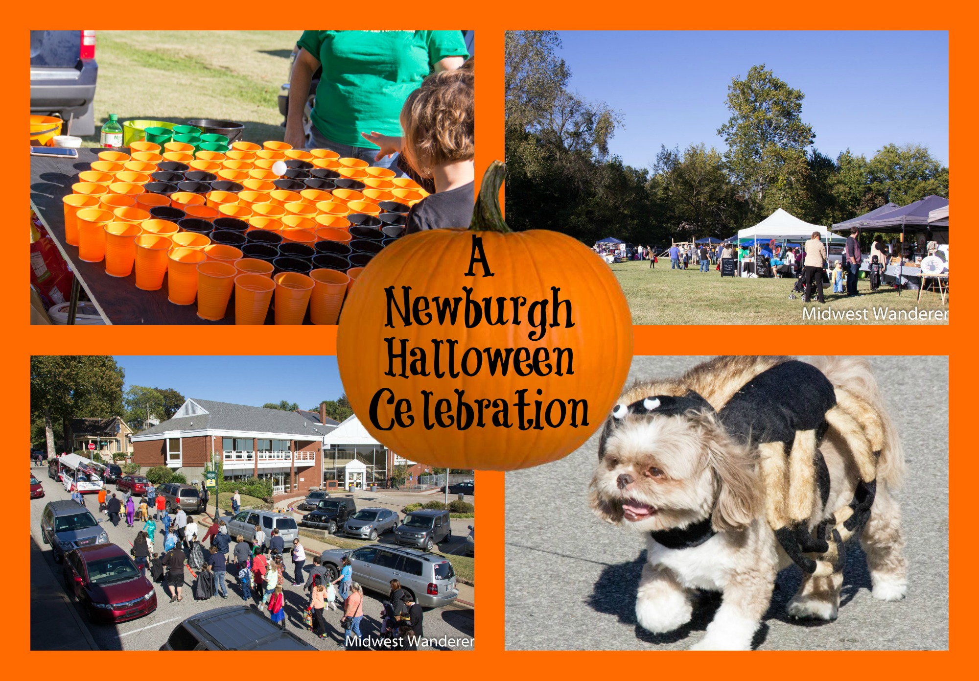 Newburgh Halloween Celebration