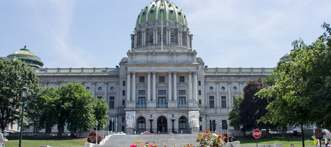 Pennsylvania State Capitol: Floor to Dome Opulence
