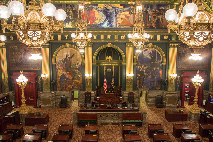 Pennsylvania State Capitol 3