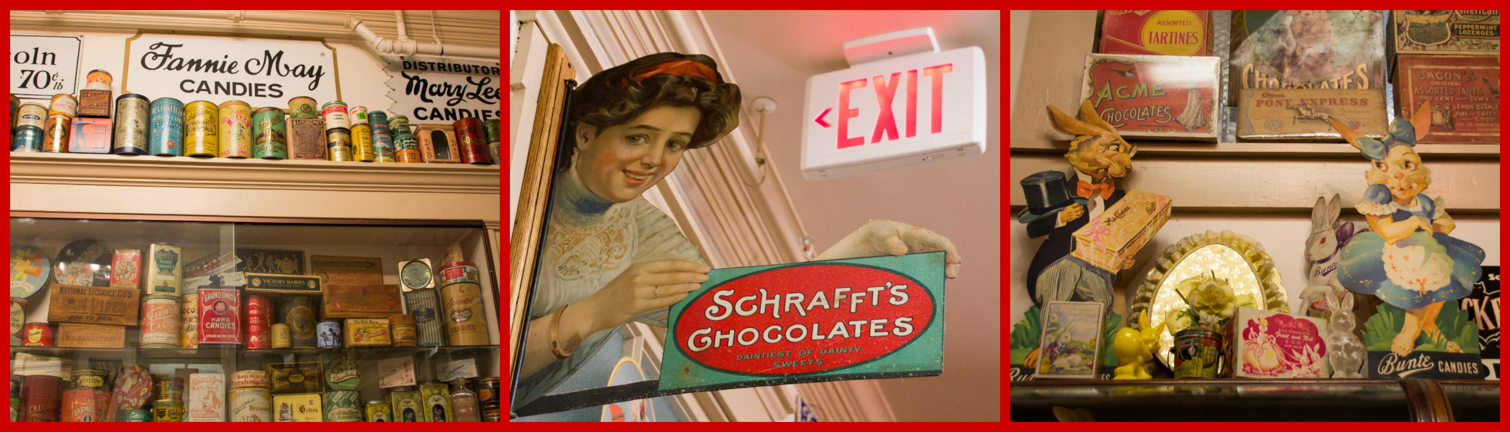 Schimpff's Confectionery candy museum