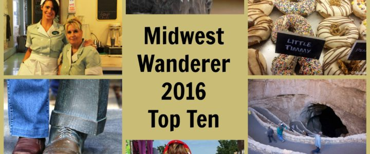 Midwest Wanderer 2016 Top 10 Posts