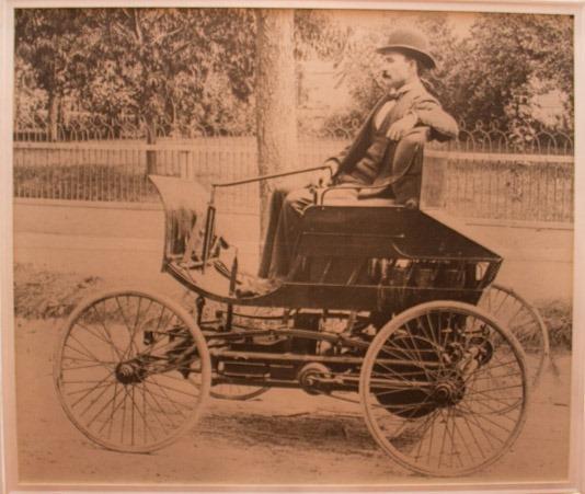 America's first car
