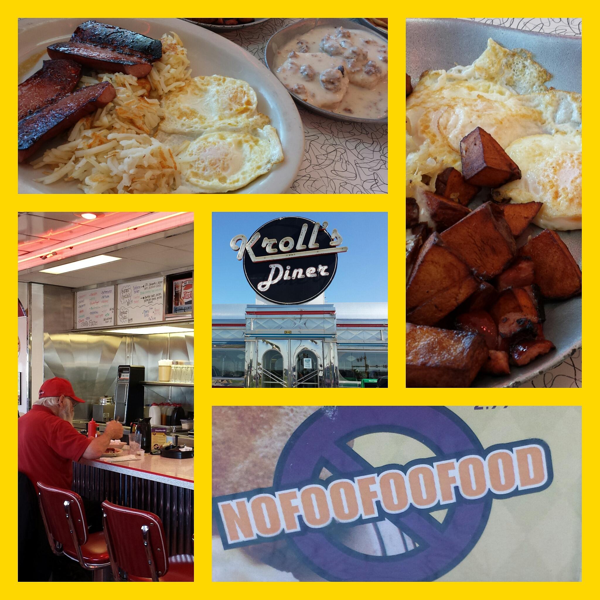 Kroll's Diner, Minot, North Dakota