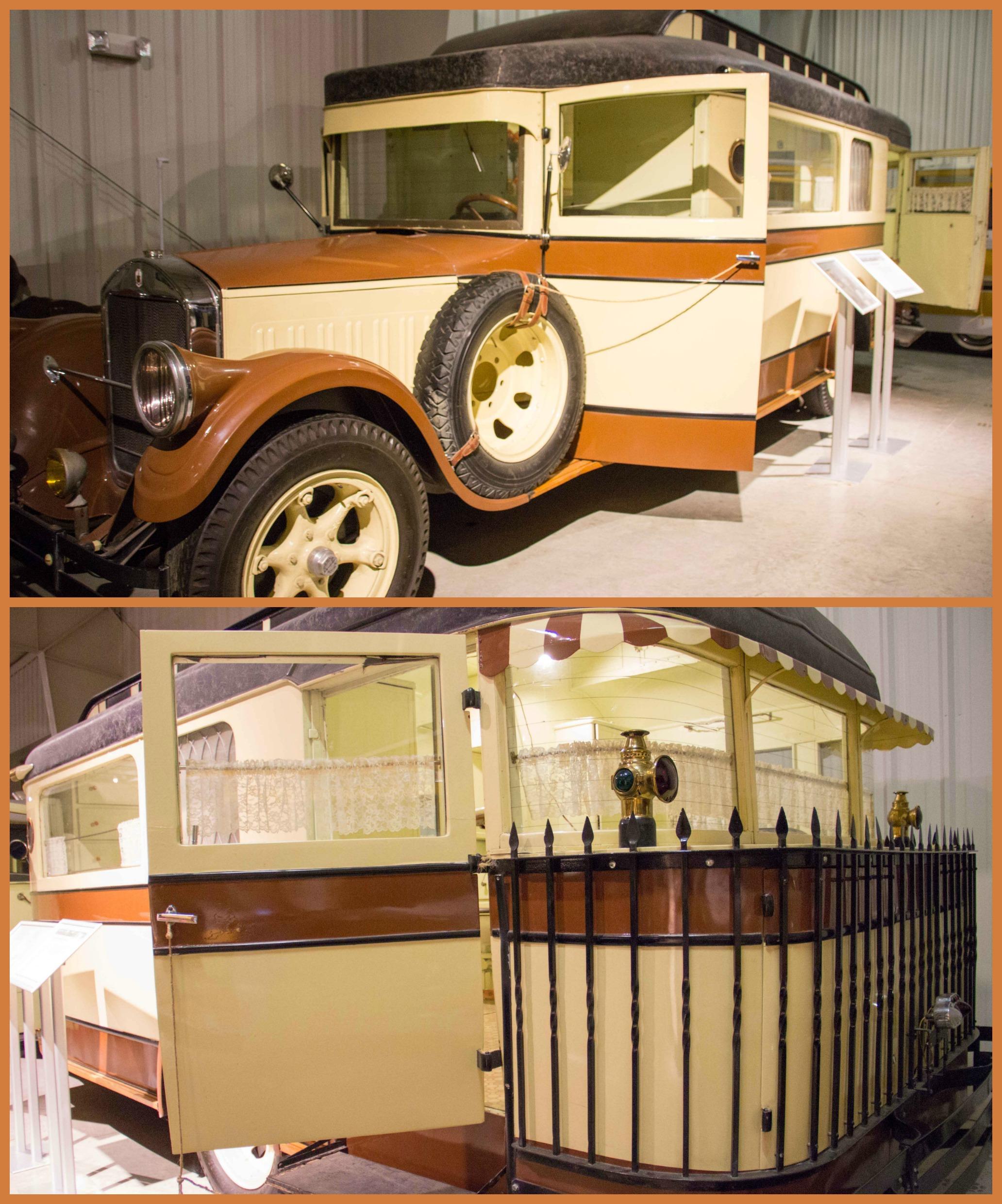 1928 Pierce Arrow Fleet Housecar