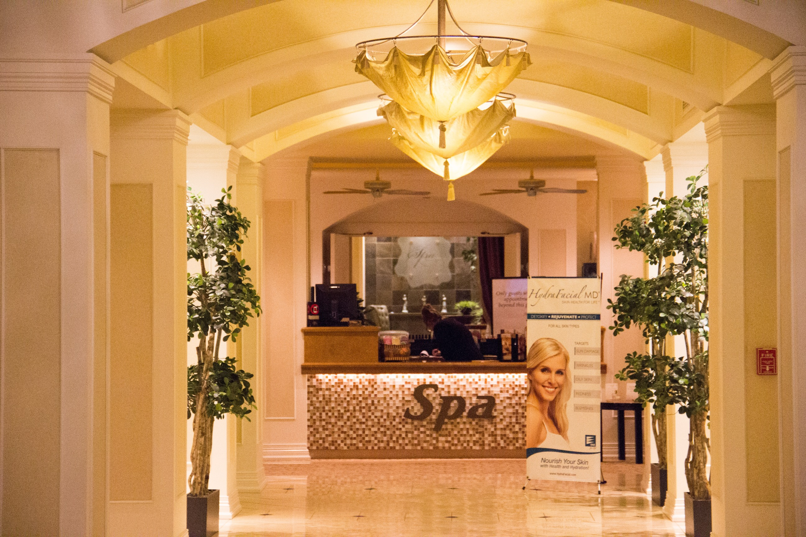 The Spa at French Lick Springs Hotel