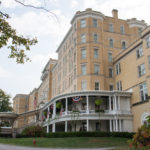French Lick Springs Hotel exterior