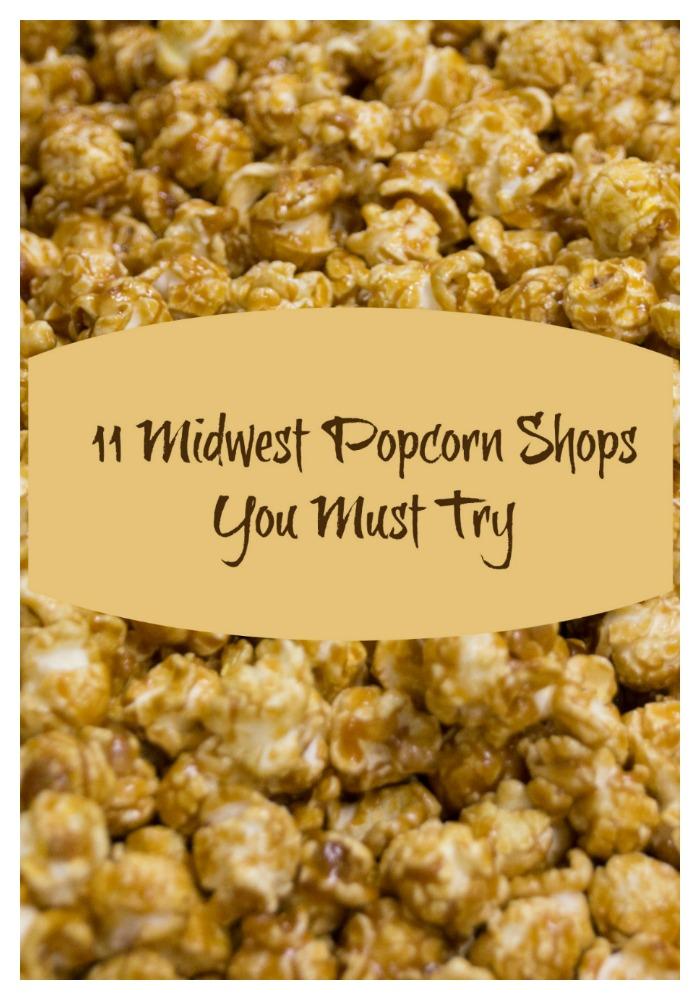 Midwest Popcorn Shops