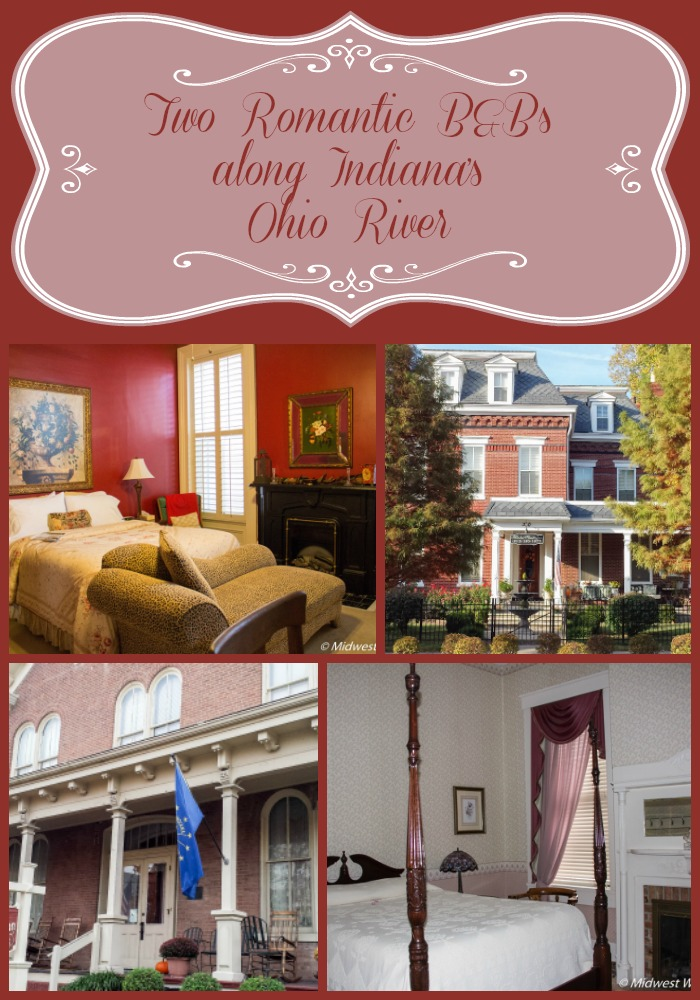 Bed and Breakfasts along Indiana Ohio River