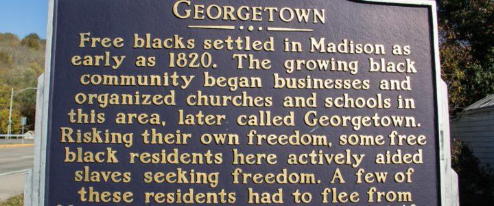 Georgetown Walking Tour: Historic Underground Railroad Neighborhood