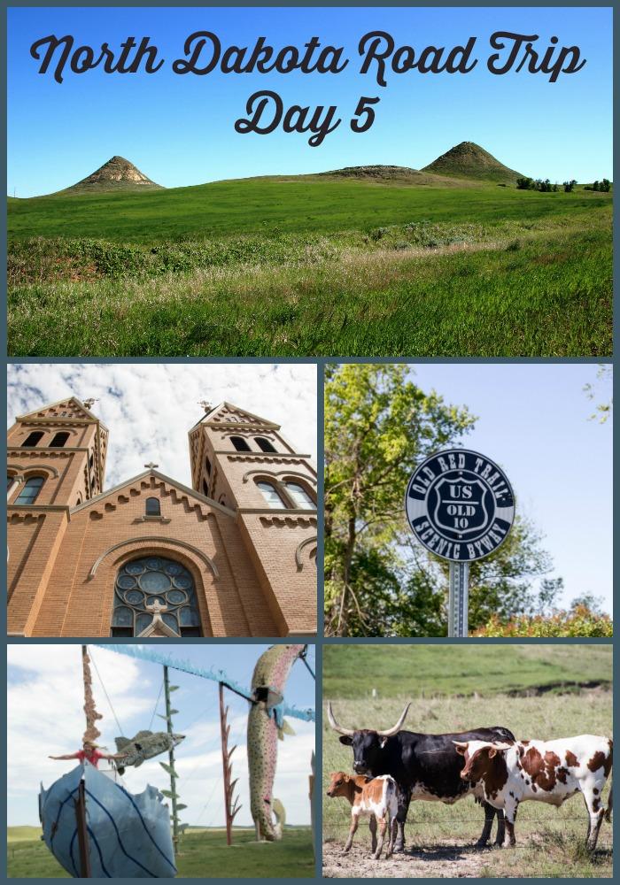 North Dakota Road Trip Day Five