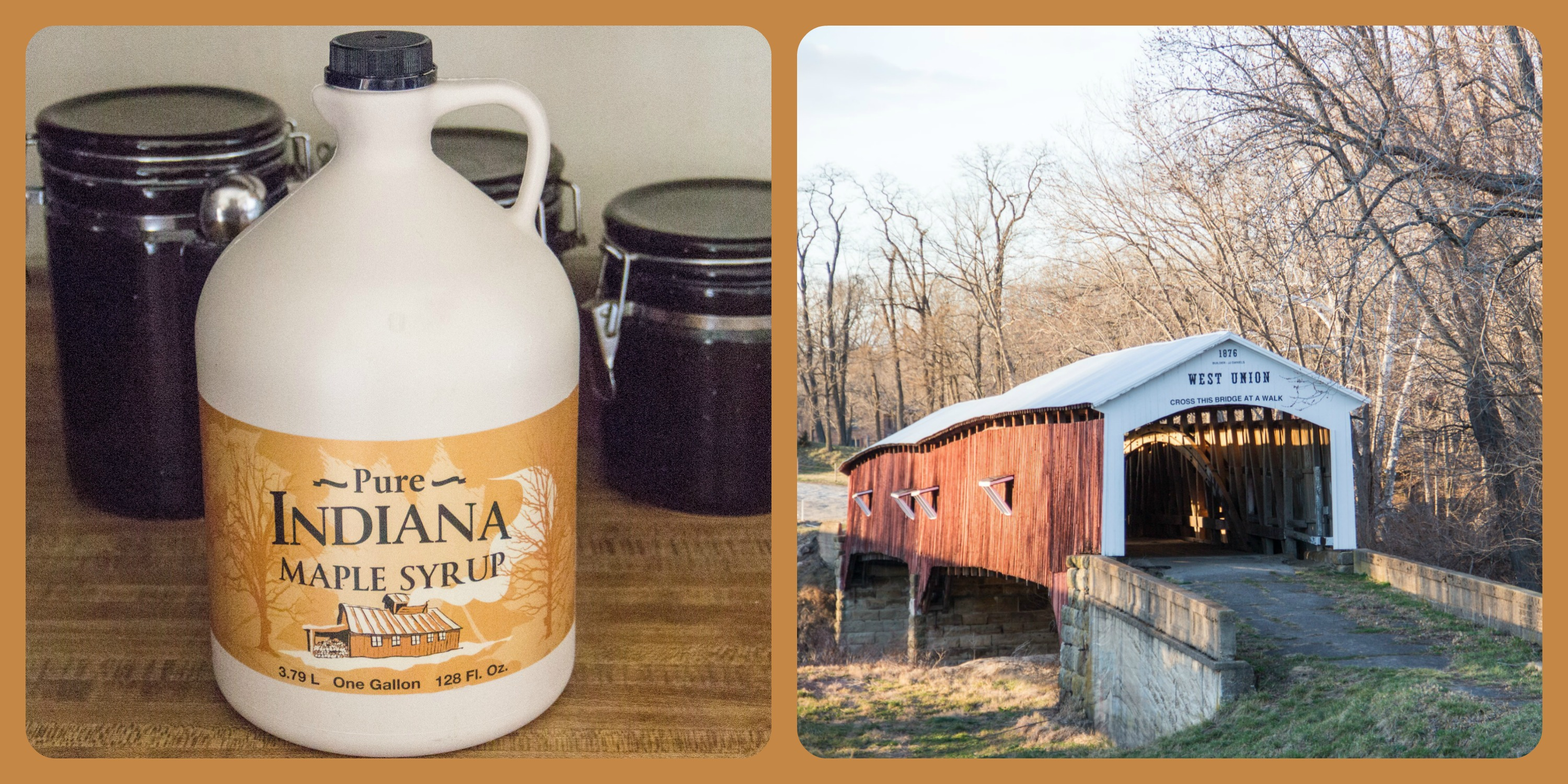 Parke County Maple Syrup Fair Leads To Covered Bridges