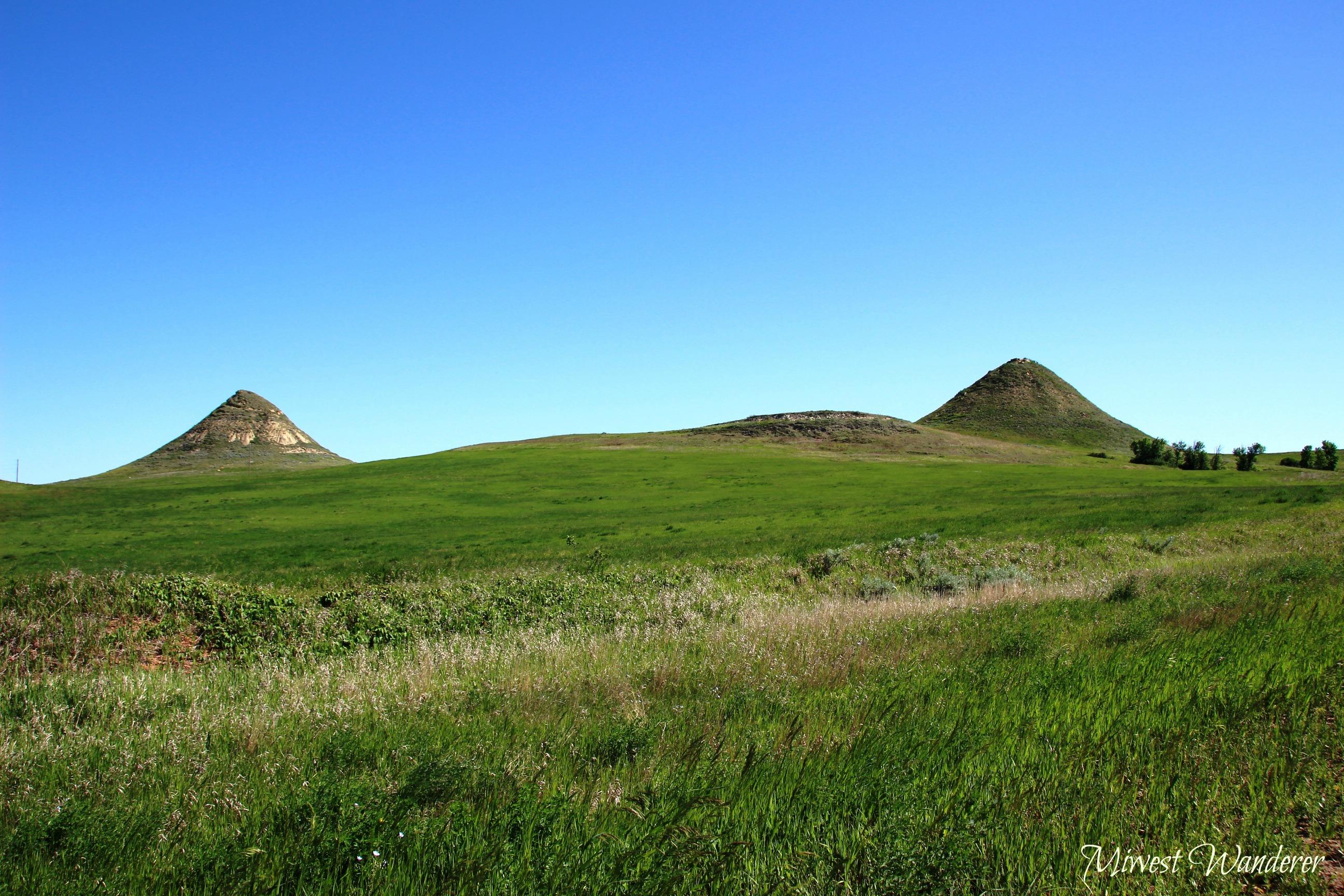 North dakota morton county glen ullin - Twin Buttes Near Glen Ullin North Dakota