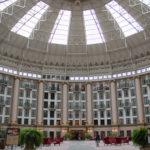 West Baden Hotel atrium