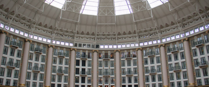 West Baden Springs Hotel: Touring Historical Opulence