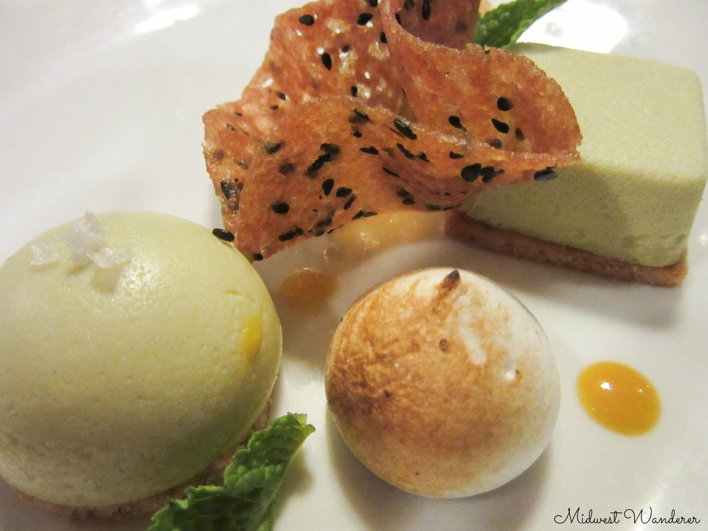 Goldmoor Inn dessert