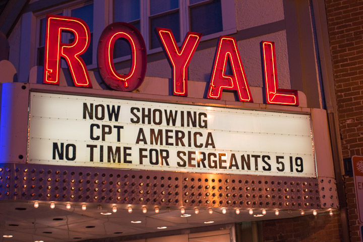 Royal Theater, Danville Indiana