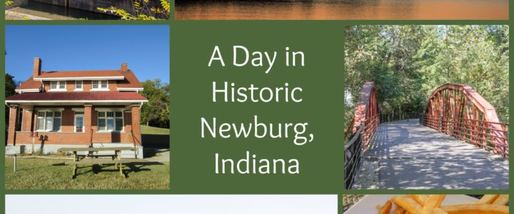 Ohio River Scenic Byway: A Day in Historic Newburgh