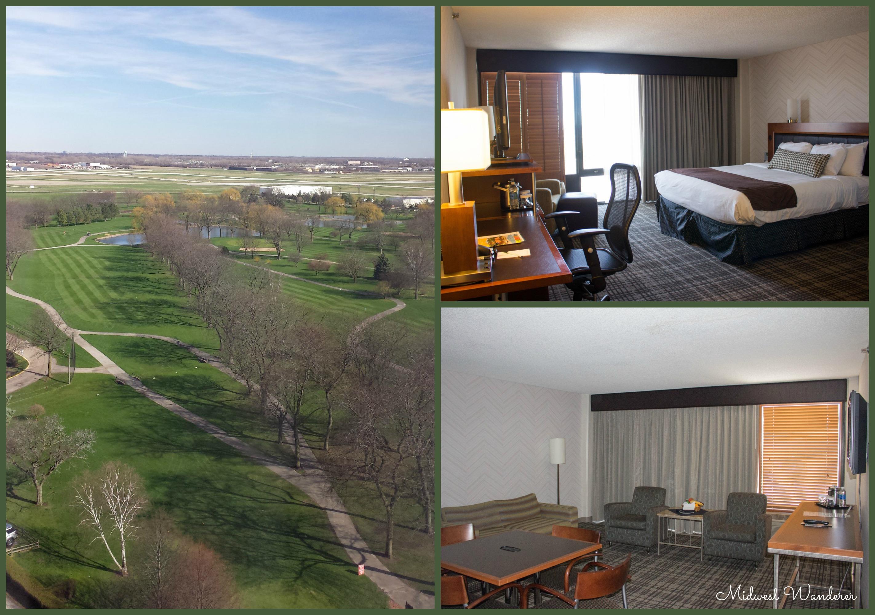 Pheasant Run Resort Penthouse Suite