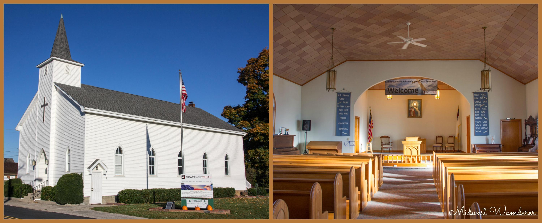 Trail of Faith - Ireland Methodist Church