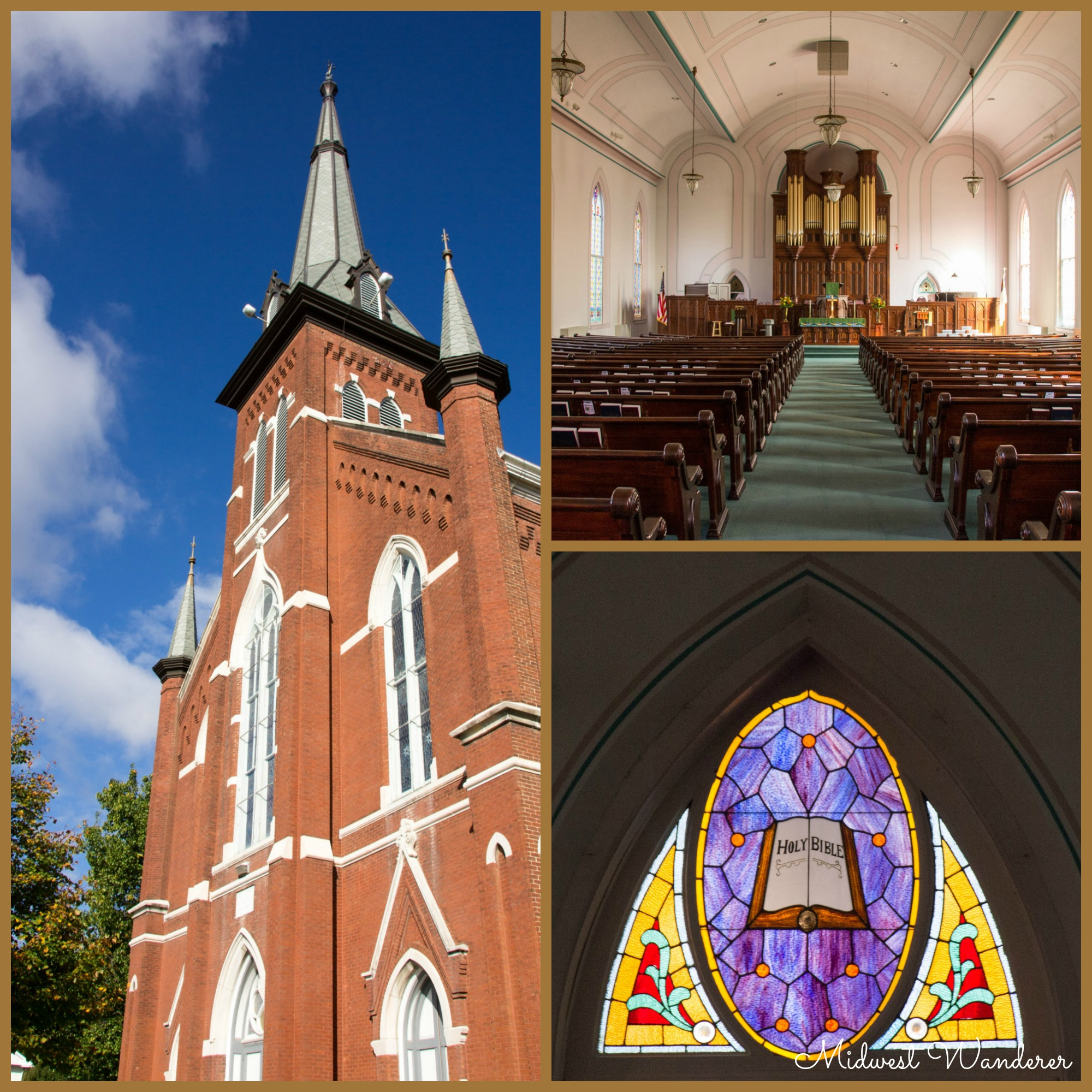 Following the Trail of Faith in Southern Indiana - Midwest ...