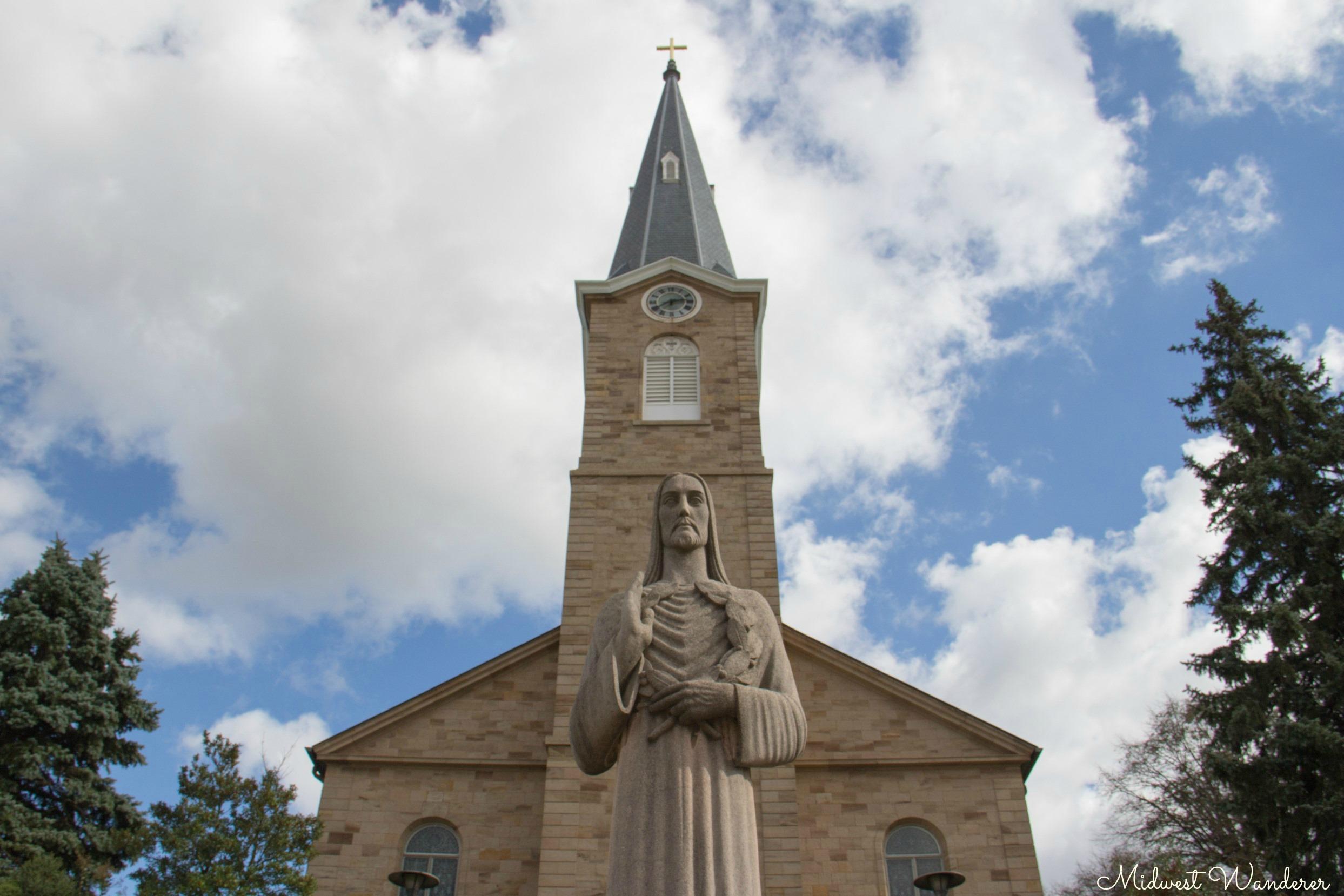 Trail of Faith - St Ferdinand Church