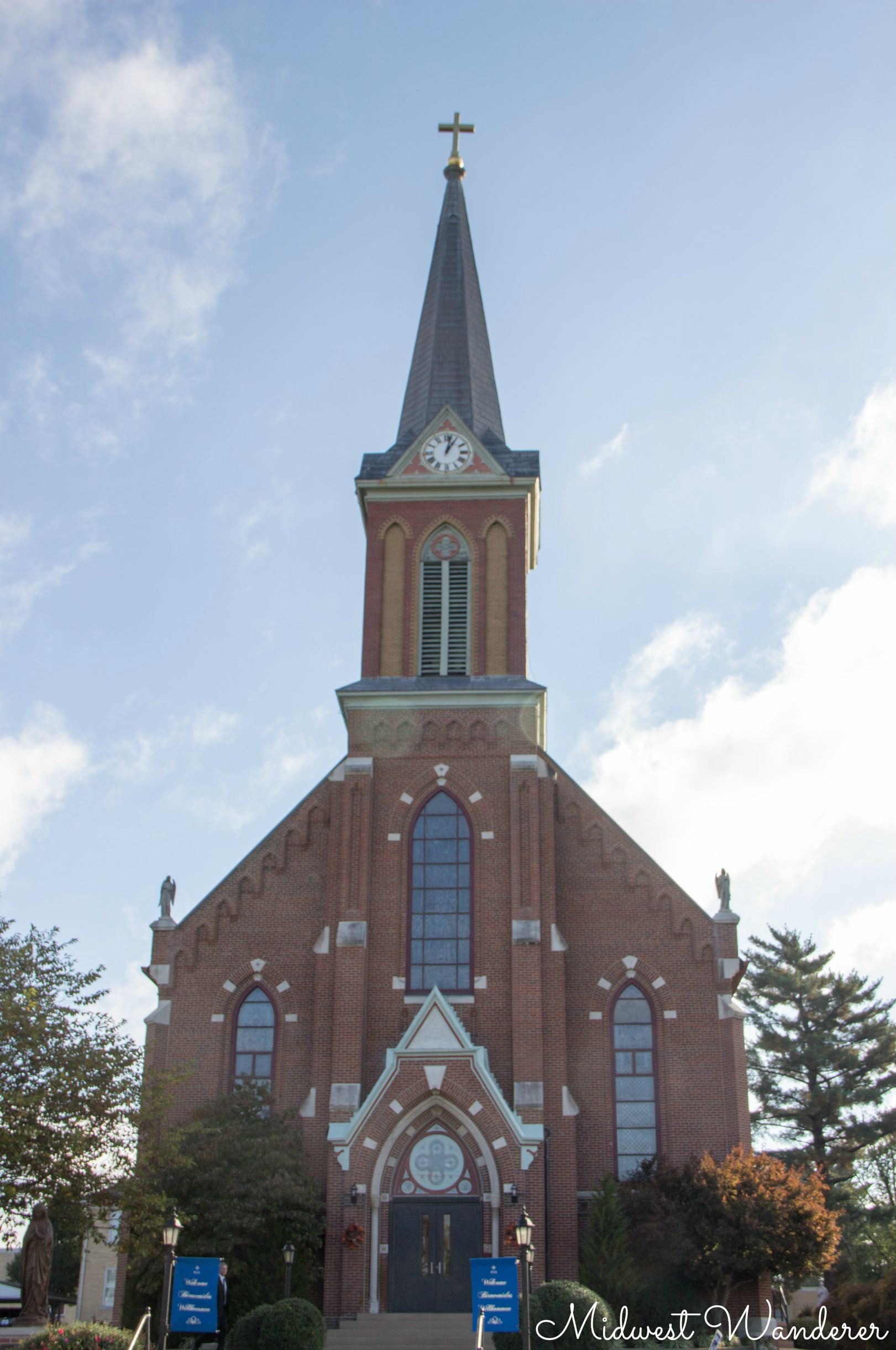 Trail of Faith - St Marys Church