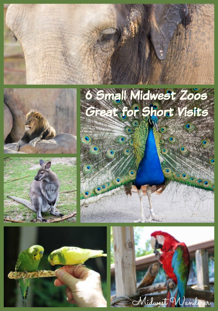 Small Midwest Zoos