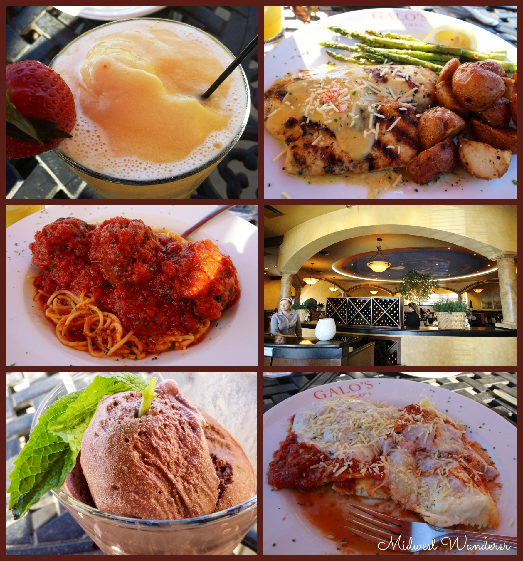 Galos Italian Grill