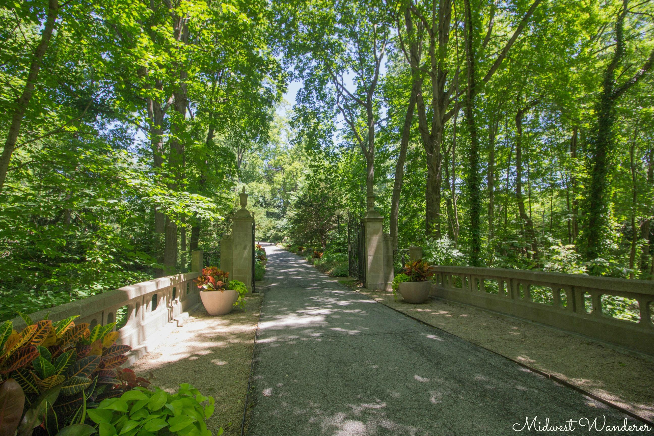IMA - Path to mansion