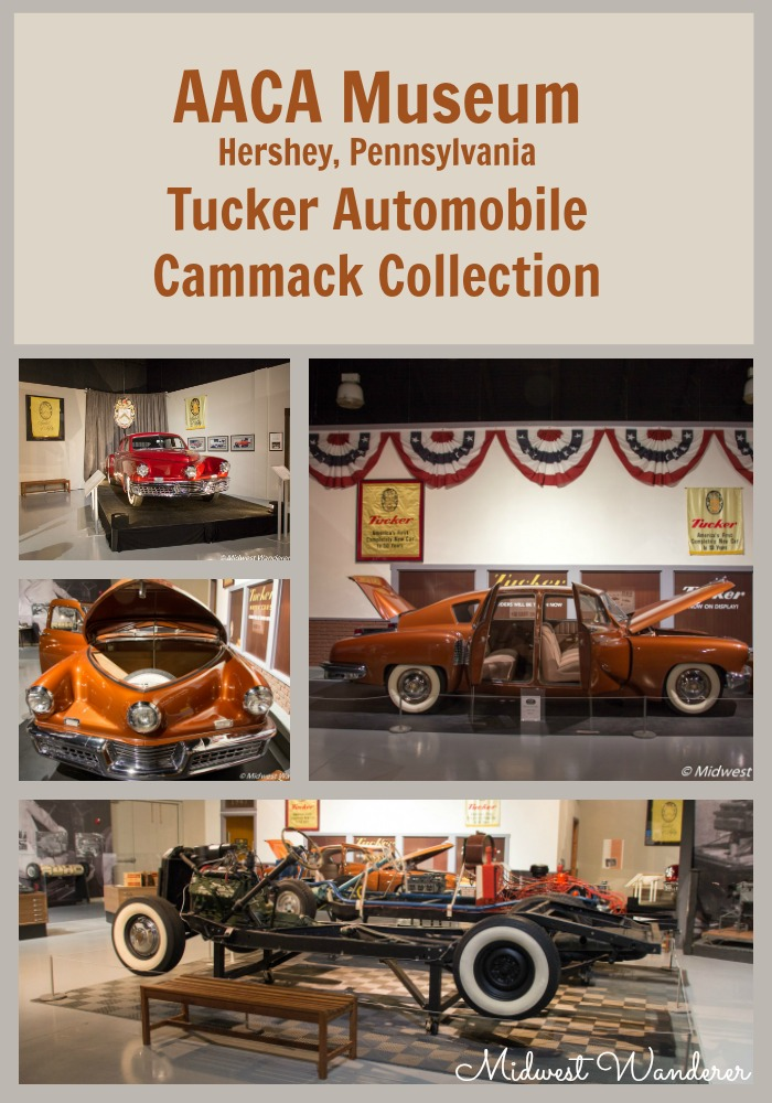 AACA Museum: World\'s Largest Tucker Car Collection - Midwest Wanderer