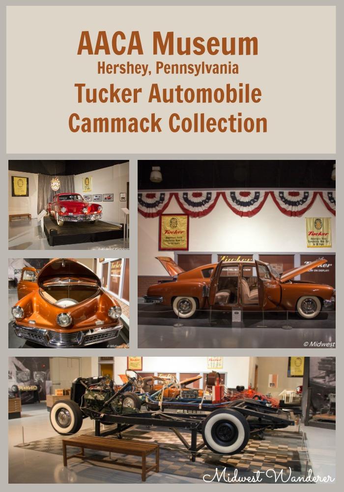 AACA Museum Tuck Automobiles