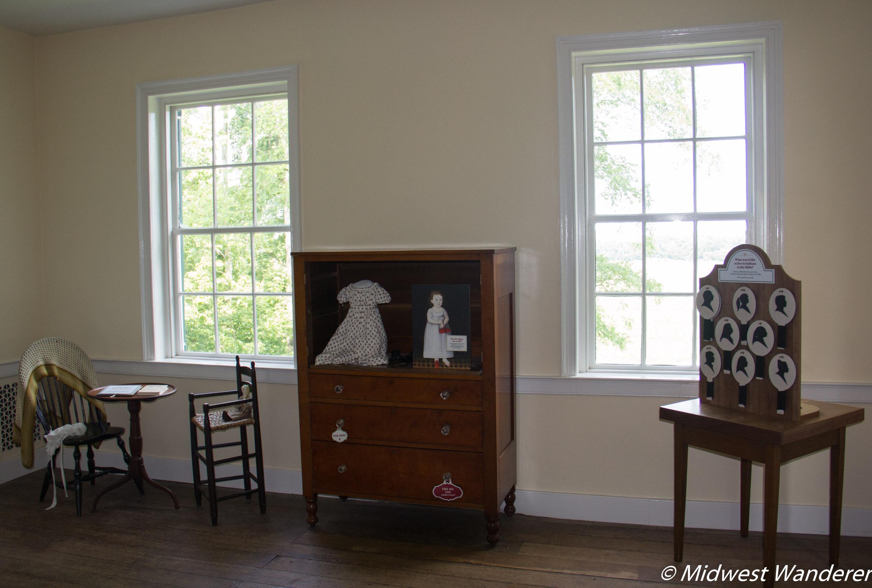 Conner Prairie House - Child's Playroom