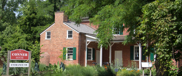 Conner Prairie Experience: William Conner House