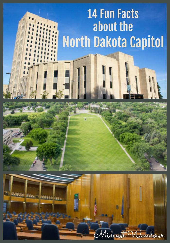 North Dakota Capitol - Bismarck