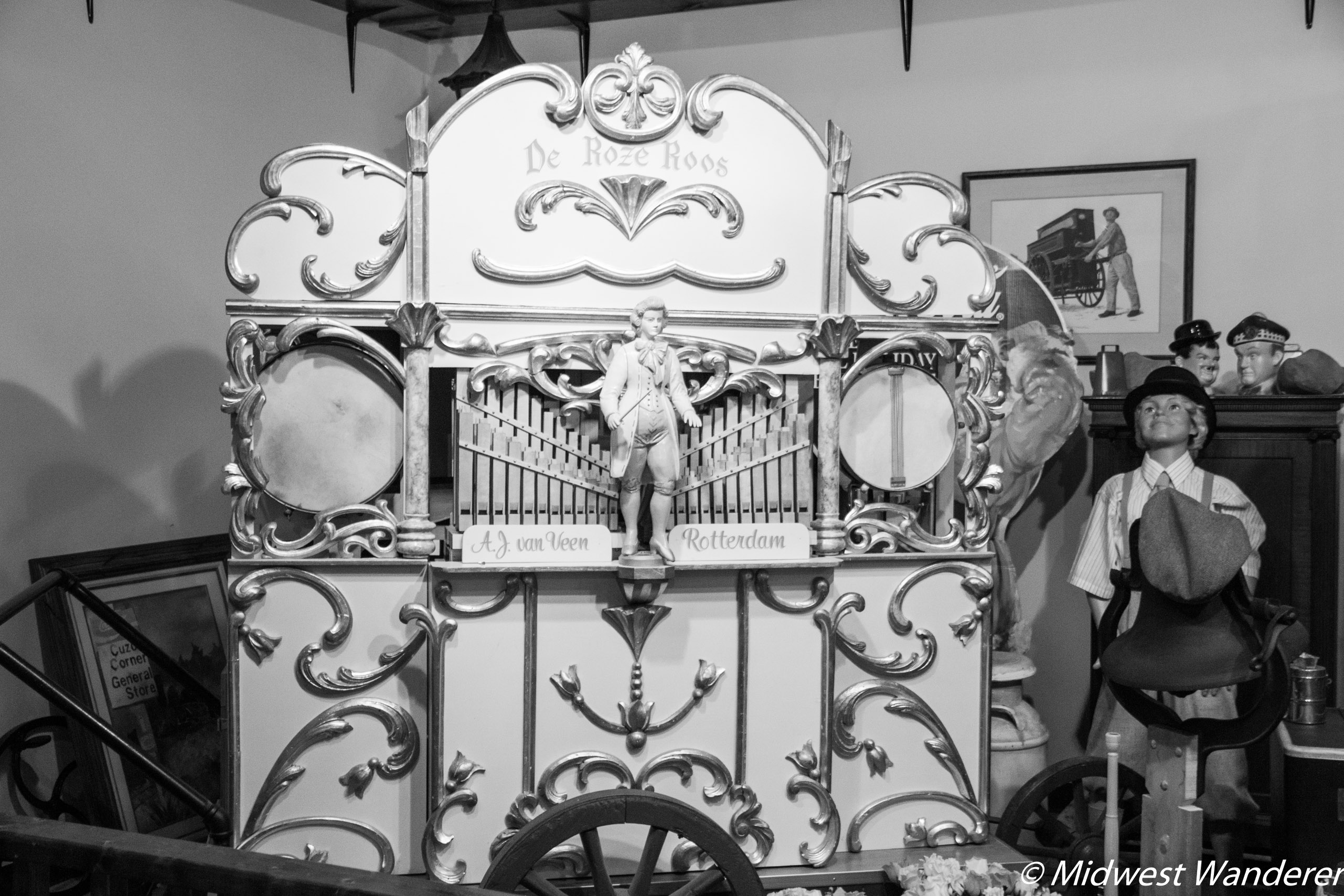 Dutch street organ