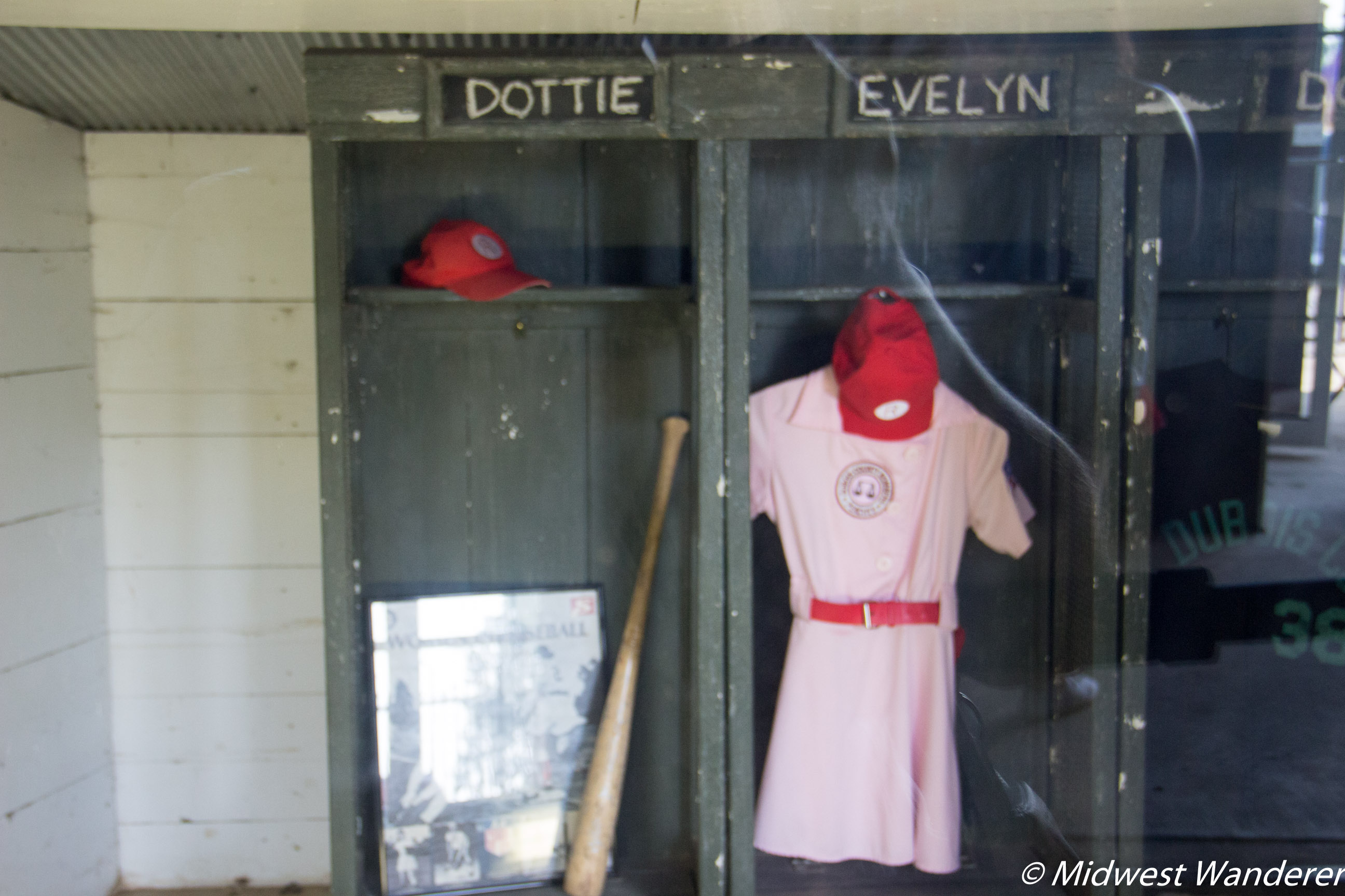 Uniform from A League of Their Own movie