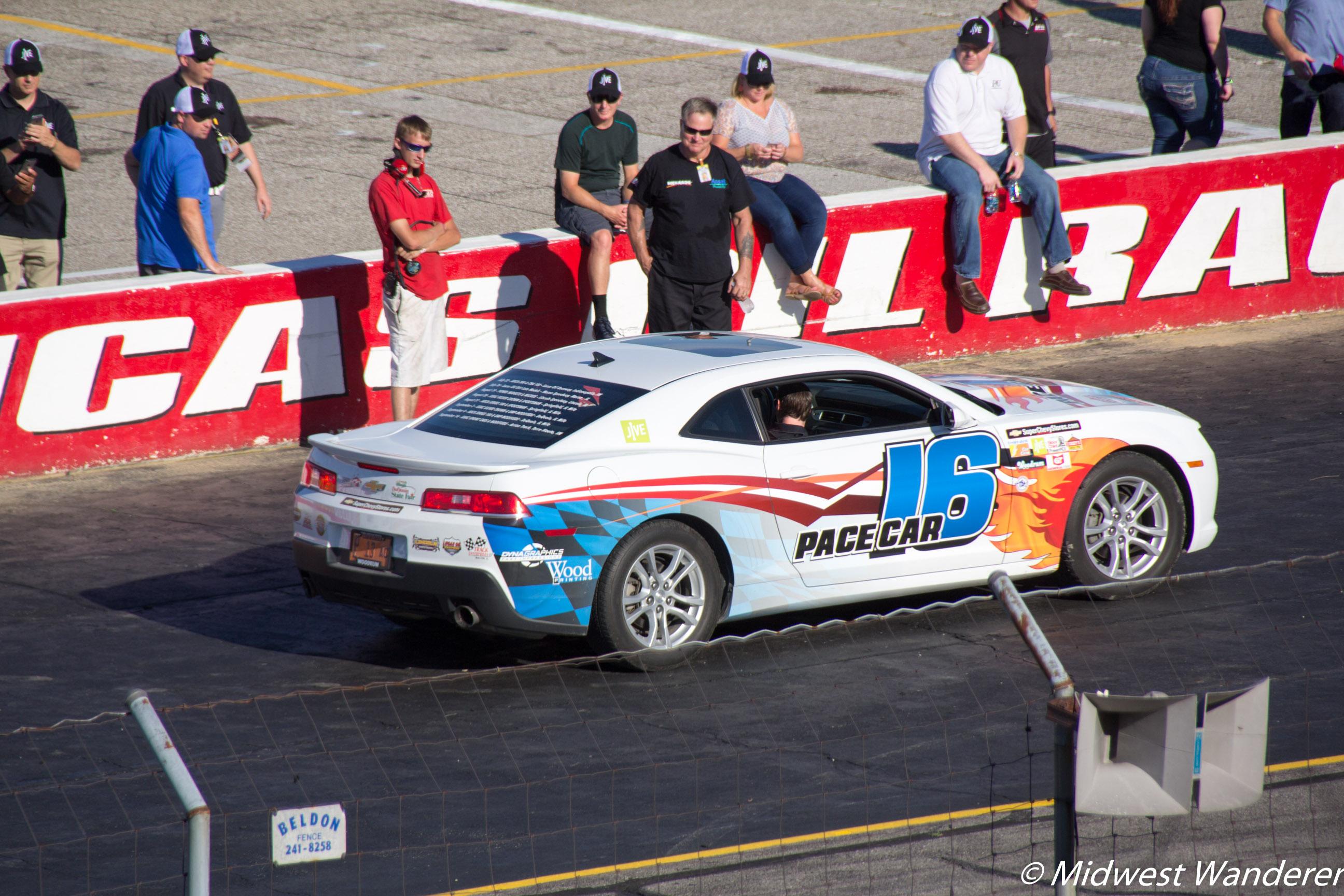 Lucas Oil Raceway - ARCA Souix Chief Power PEX 200 - 1