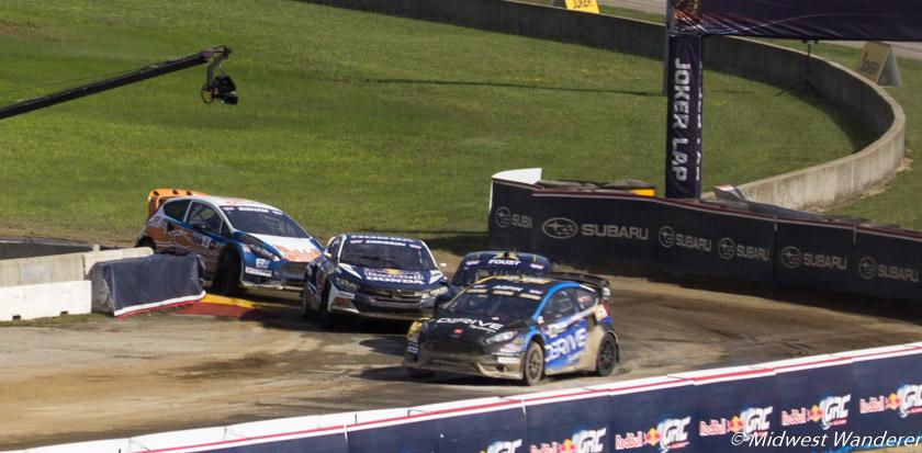 Lucas Oil Raceway - Red Bull Global RallyCross - 2