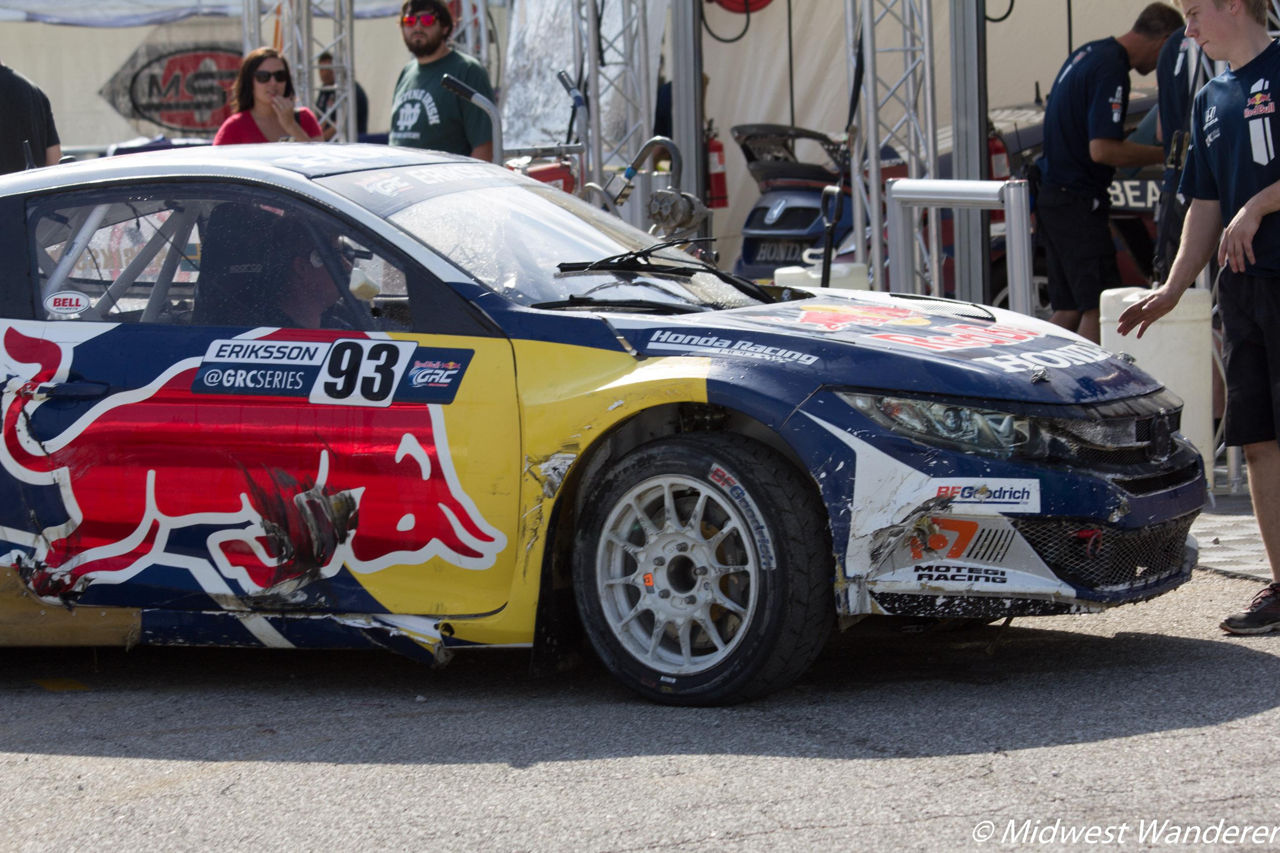 Lucas Oil Raceway - Red Bull Global RallyCross - 9