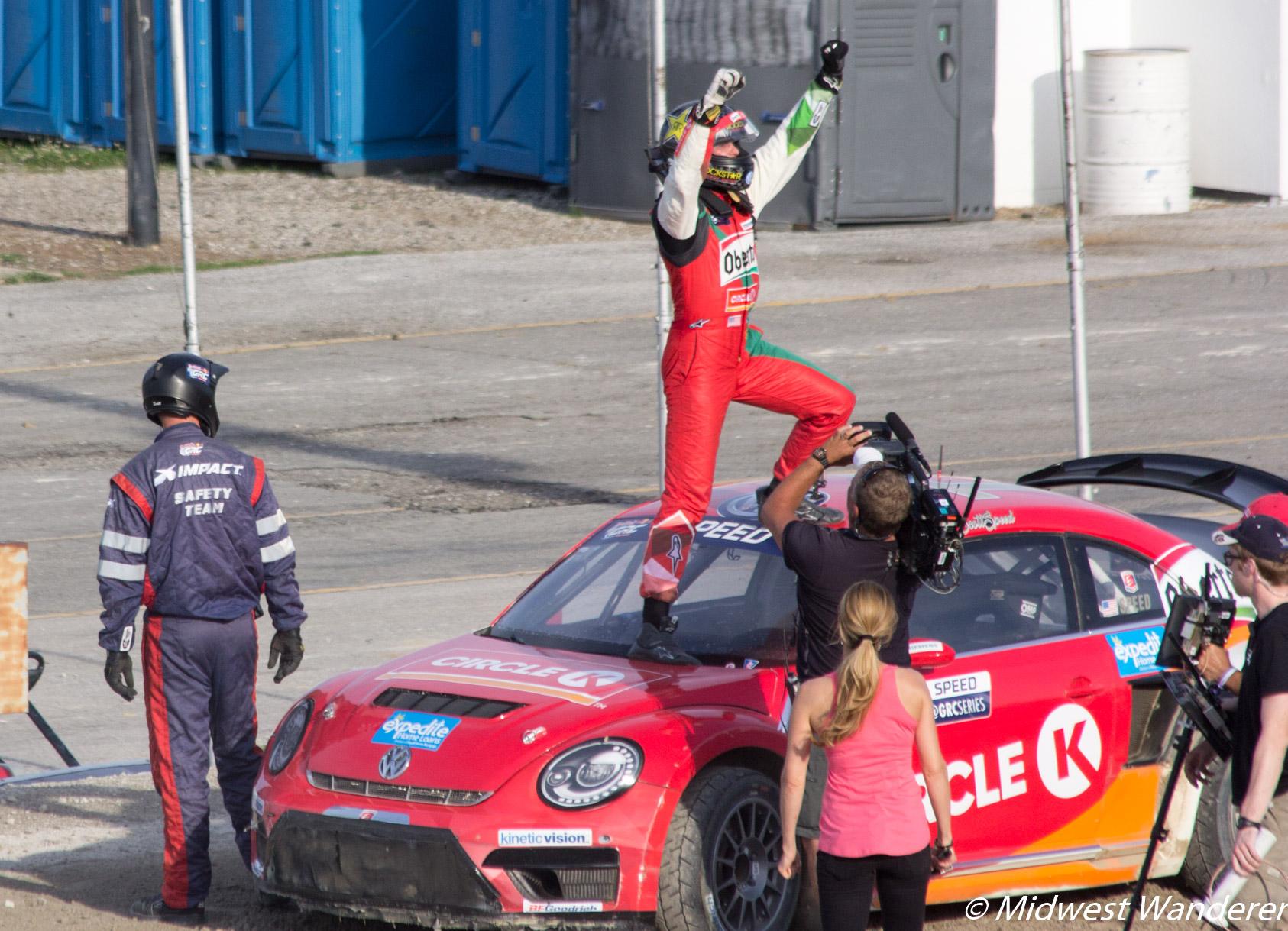 Lucas Oil Raceway - Red Bull Global RallyCross - 7